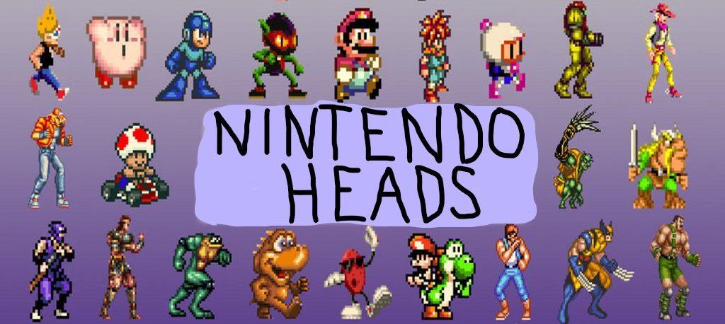 Nintendo Heads